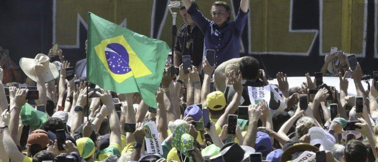 Em declaração oficial, Bolsonaro diz que não teve intenção de agredir poderes