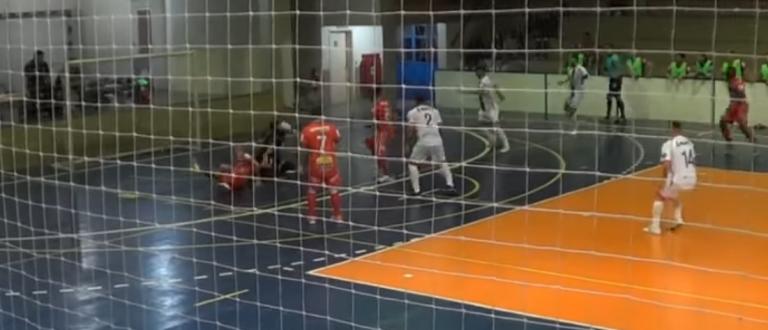 Apesar de goleada, São José garante vaga na segunda fase