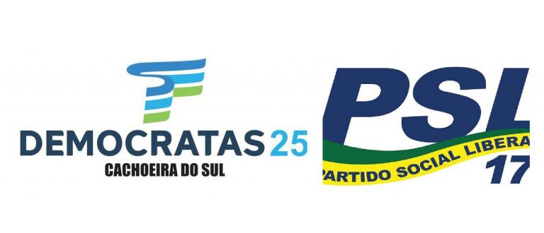 Como a fusão DEM e PSL mexe com a política em Cachoeira?