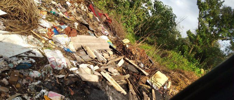 Meio Ambiente monitora lixão do Passo do Moura