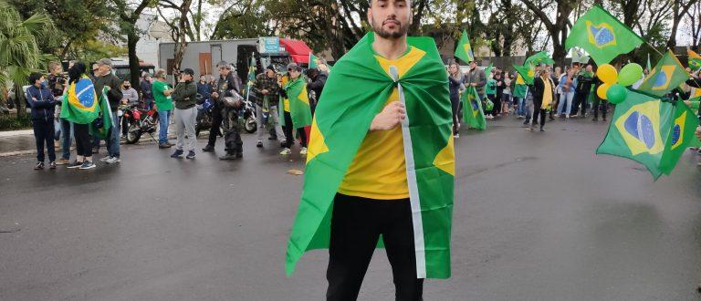 """""""Entrou para a história de Cachoeira do Sul!"""", avalia Faller sobre manifestações"""