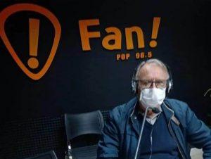 Cavalo crioulo e Feapec em pauta na Fan FM