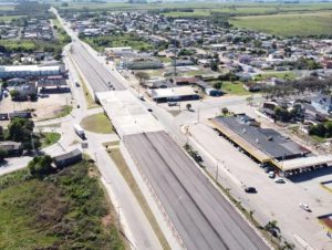 Obras do viaduto da BR-290 serão retomadas