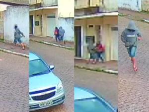 Vídeo: ladrão ataca mulher na Milan Krás em plena luz do dia
