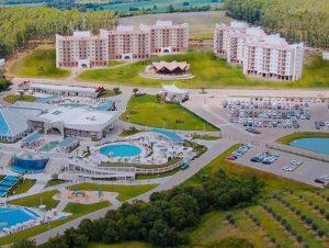 Resort Termas Romanas inaugura nesta sexta