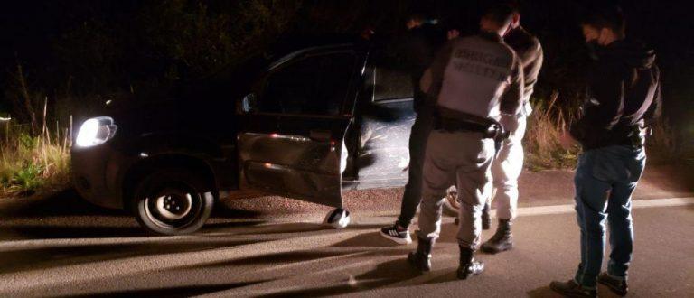 De Cachoeira: homem vai de carro de aplicativo para roubar