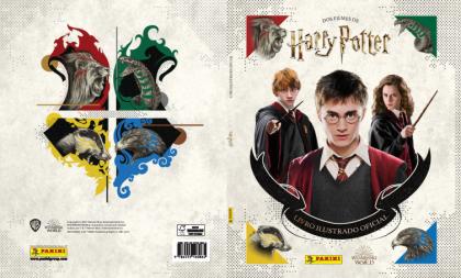 Panini e Warner Bros. Consumer Products lançam álbum de figurinhas do Harry Potter