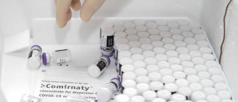 Próximo repasse de doses será na quarta para atender 2ª dose da Pfizer