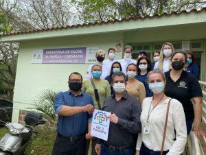 Secretaria da Saúde traz Rede Bem Cuidar para ESF Carvalho
