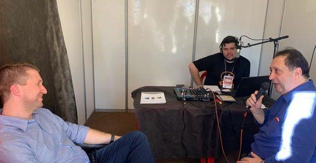 Cobertura da Fan FM conta como foi início da Fenarroz
