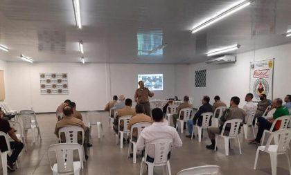 BM apresenta Programa de Vigilância Colaborativa em Cachoeira do Sul