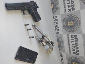 Barcelos: BM prende homem por violência doméstica e posse irregular de arma