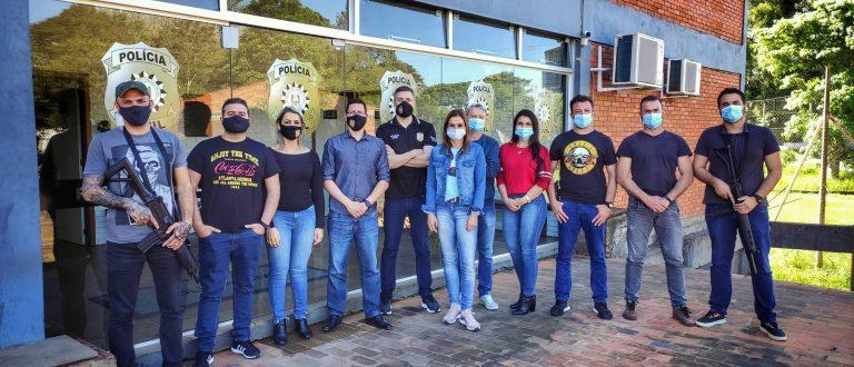 Cachoeira ganha Delegacia de Polícia contra crime organizado