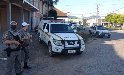 BM de Cachoeira do Sul desencadeia Operação Plano Tático Operacional