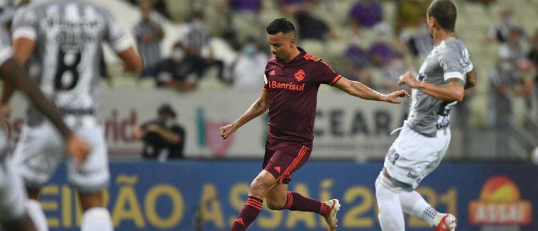 Inter empata sem gols com o Ceará no Castelão