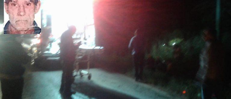 Atropelamento mata trabalhador rural na Estrada da Ferreira