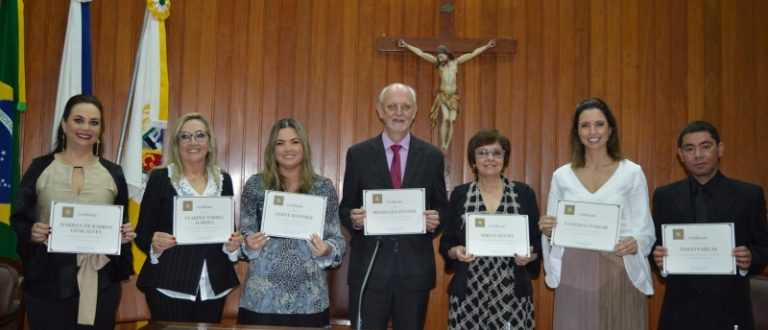 Empossada a primeira diretoria da Academia Cachoeirense de Letras