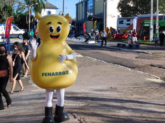 21ª Fenarroz movimenta R$ 22 milhões em vendas