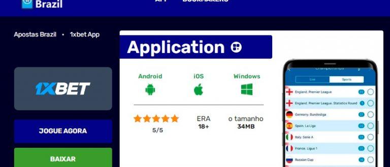 1xBet APP – faça o download de aplicativos para Android e iOS