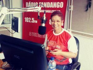 Prêmio Press: jornalista da Rádio Fandango é indicada