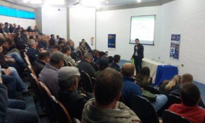 Fenarroz reúne técnicos de renome do agro gaúcho na programação técnica