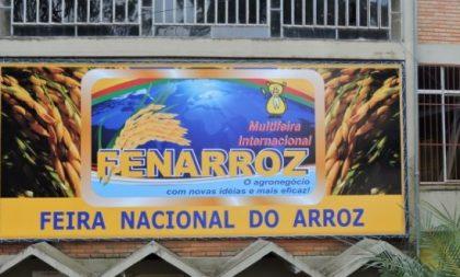 Shows da Fenarroz terão ingressos gratuitos