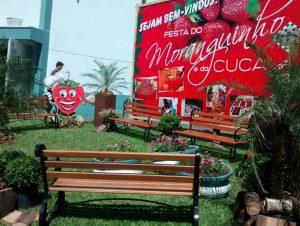 Prefeitura de Agudo confirma retomada da Festa do Moranguinho e da Cuca