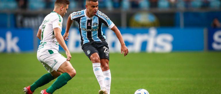 Empate em casa mantém Grêmio no Z-4