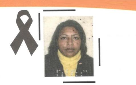 NOTA FÚNEBRE – MARISA PEREIRA FRANCO