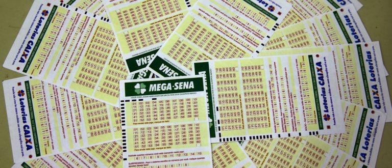 Duas apostas de Cachoeira acertam a quadra na Mega milionária