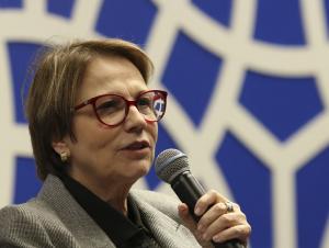 Fenarroz: com ausência de ministra, ideia é sua participação virtual