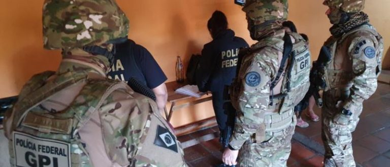 Operação desarticula organização criminosa liderada por cachoeirense
