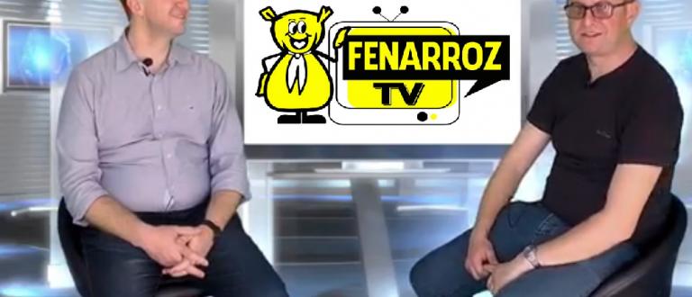 FENARROZ TV – entrevista com deputado Beto Fantinel inaugura sistema multiplataforma